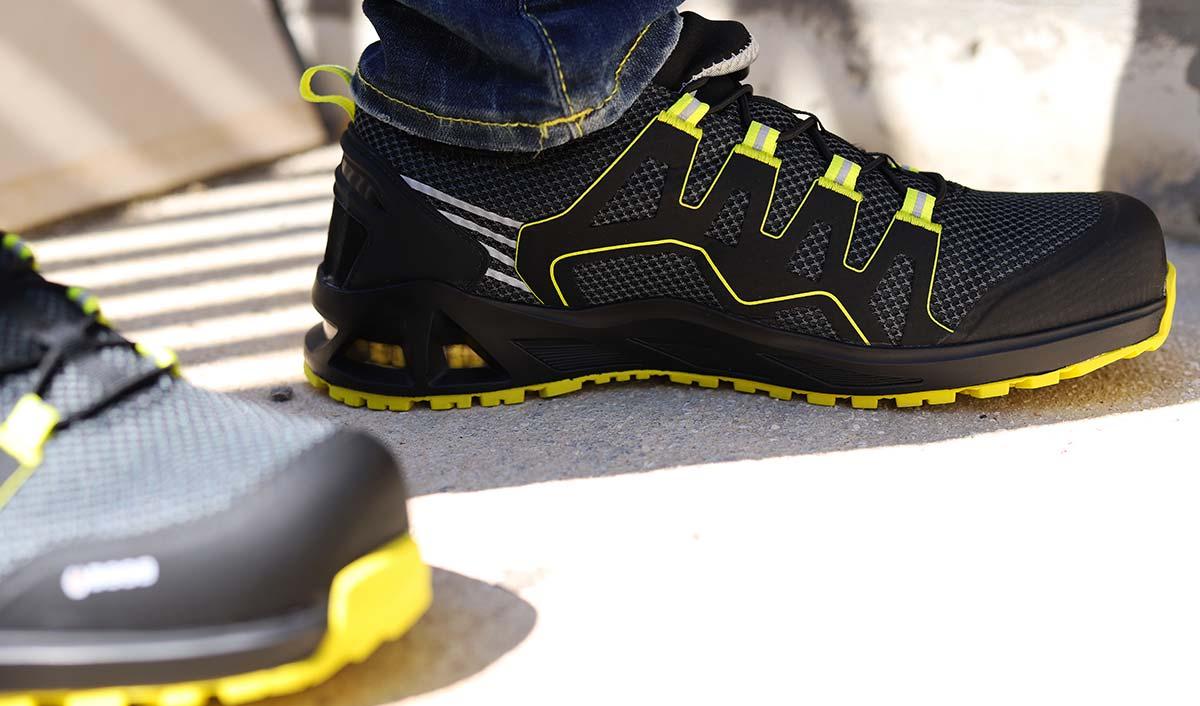 best service fbe8b a5abb Kaptiv: scarpe antinfortunistiche K-STEP B1004A - Base ...